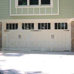 Amarr Classica Steel Carriage Garage Door