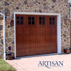 Brandywine Artisan Folding Style Carriage Doors