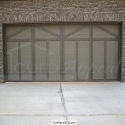 Custom Carriage Garage Door