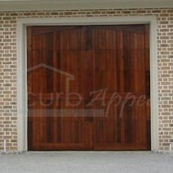 Custom Carriage House Door