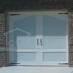 Carriage Doors Carriage Style Garage Doors Installed In