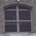 carriage door garage door