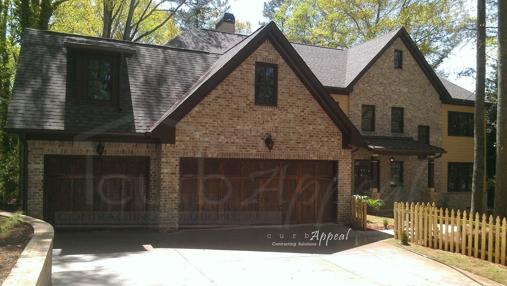 Garage Door atlanta garage door pictures : Wood Garage Door | Carriage Garage Doors For Atlanta, Ga