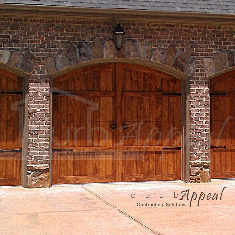 Reface Garage Door Refaced Carriage Style Garage Door