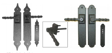 Decorative Hardware - Locks